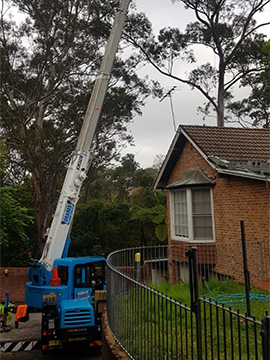 Best northern beaches Crane and Tower Specialists service